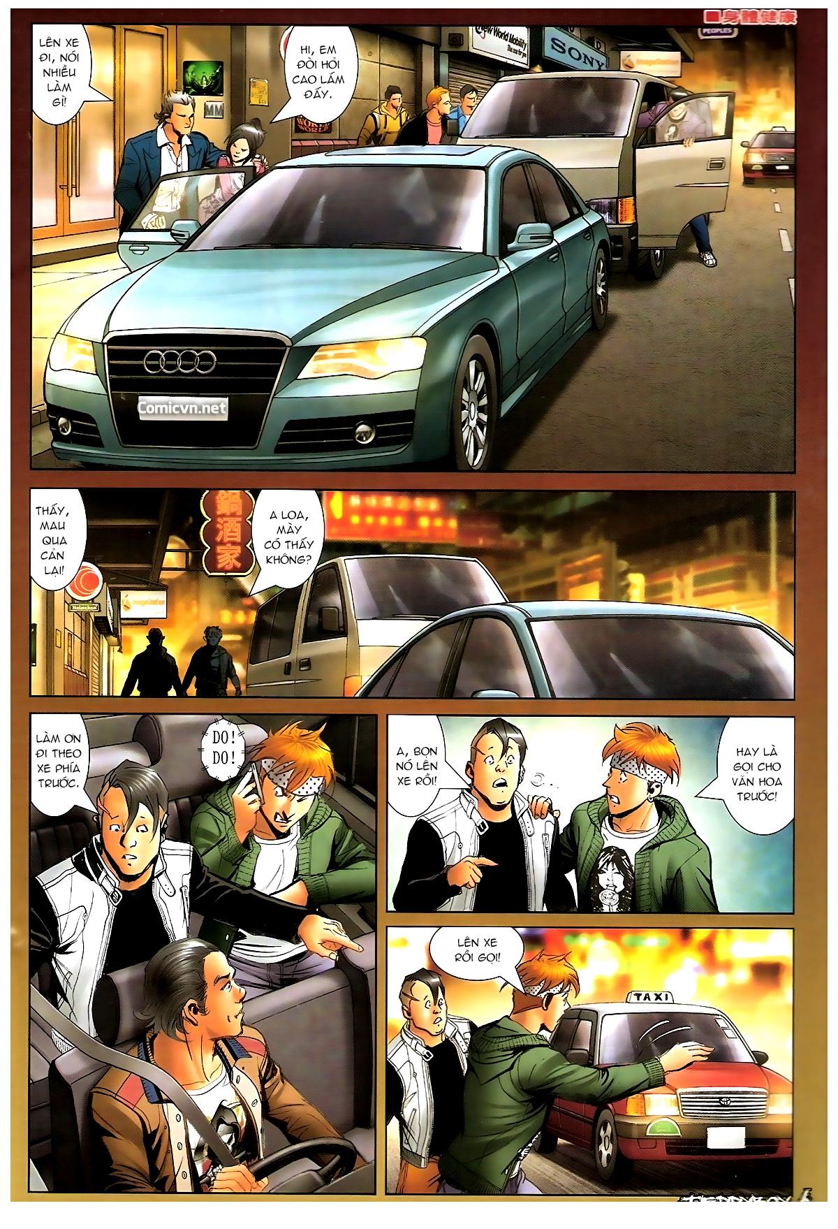 Người Trong Giang Hồ - Chapter 1370: Hào Khí 1 - Pic 4