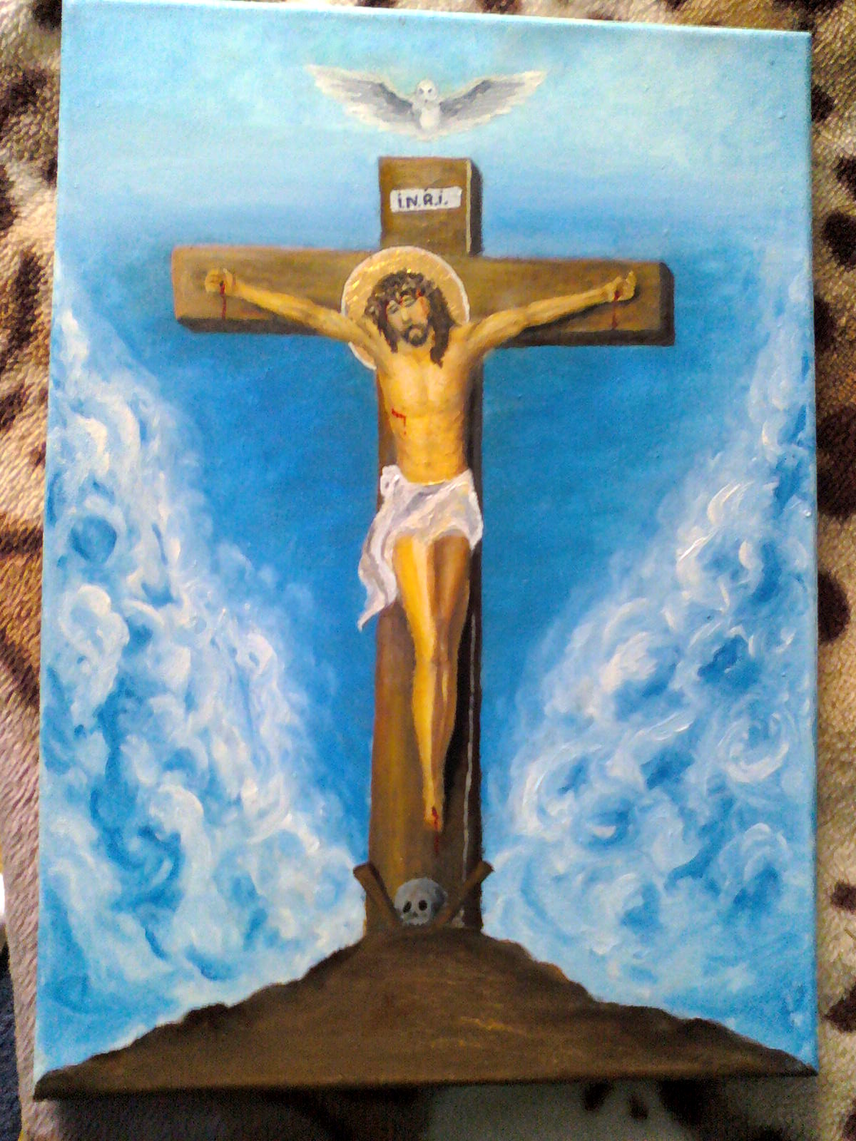 Easter Jesus Christ Crucified