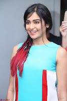 Adah Sharma Trendy Look at the Launch of OPPO New Selfie Camera F3 ~  Exclusive 095.JPG