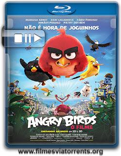 Angry Birds: O Filme Torrent – BluRay Rip 720p e 1080p Legendado (2016)