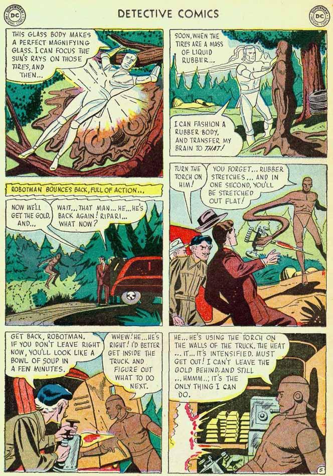 Read online Detective Comics (1937) comic -  Issue #174 - 21