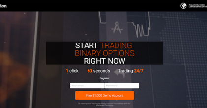 First time options trading
