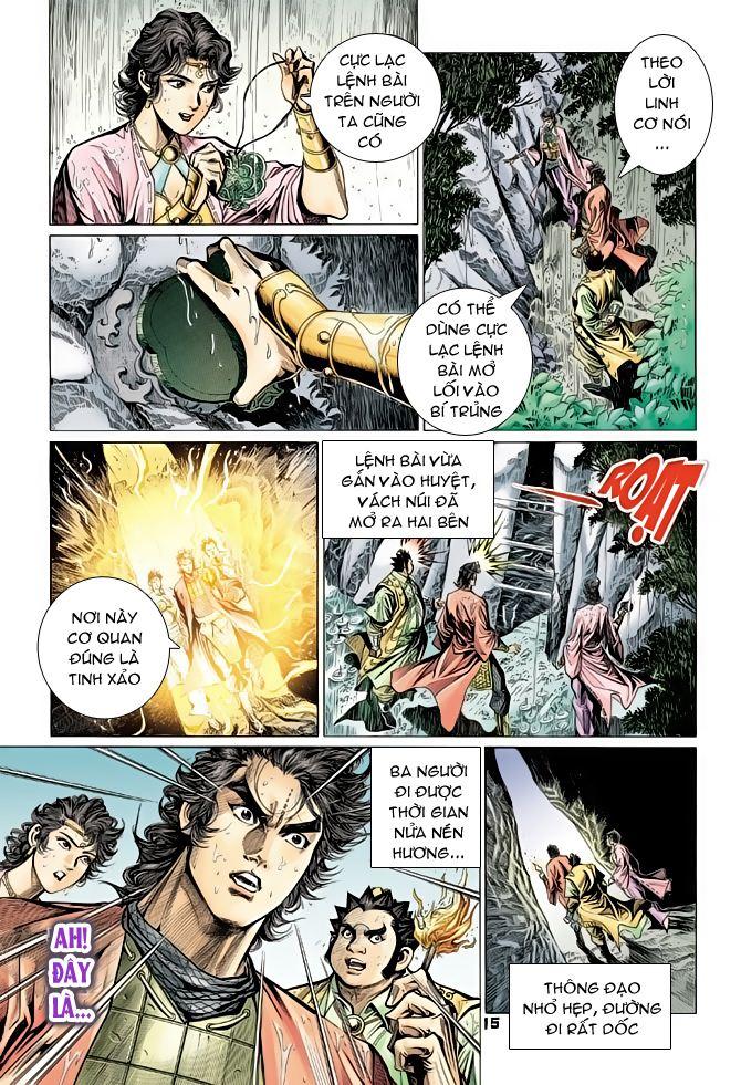 Đại Đường Uy Long chapter 70 trang 15
