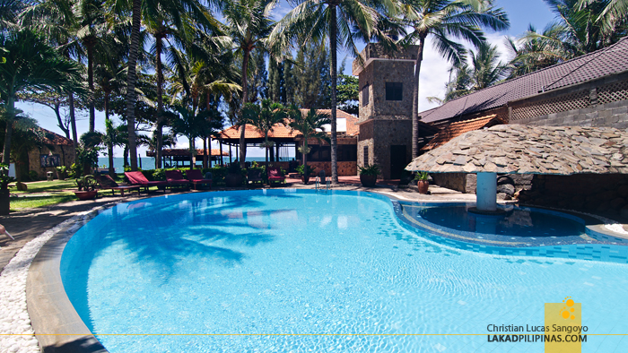 Joe's Seaside Boutique Resort Mui Ne Pool