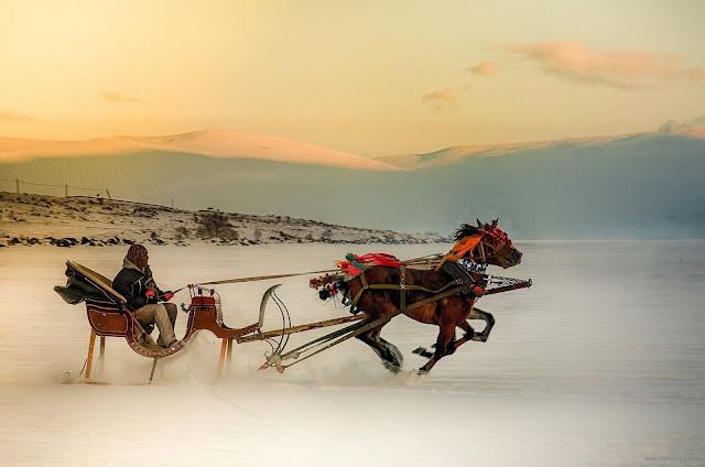 Quanh năm, những ngọn núi cao của Thổ Nhĩ Kỳ thường bao phủ tuyết. Mùa đông là thời điểm tốt nhất để bạn trượt tuyết. Bạn có thể trượt bằng ván trượt tuyết, ghé thăm Dãy núi Kackar - nơi có công viên quốc gia, Cao nguyên Ayder hoặc Ikizdere. Nơi đây còn có nhiều khu nghỉ mát trượt tuyết phù hợp với gia đình.