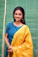 HeyAndhra Keerthy Suresh New Glam Stills at Nenu Local Launch HeyAndhra.com