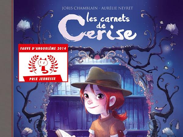 Les carnets de cerise, tome 2 : Le livre d'Hector - Joris Chamblain et Aurélie Neyret