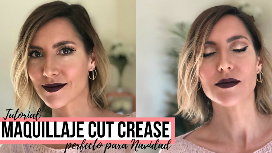 Fitness And Chicness-Cut Crease Make Up Tutorial-1