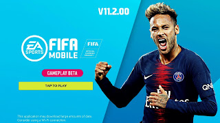 FIFA 19 Mobile Beta v11.2 Update Android 50 MB Best Graphics