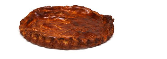 Galette comtoise, ou galette bisontine