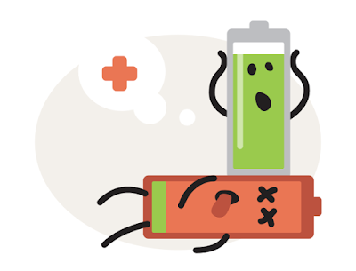 cara cek kesehatan baterai laptop di windows 7, 8 dan 10