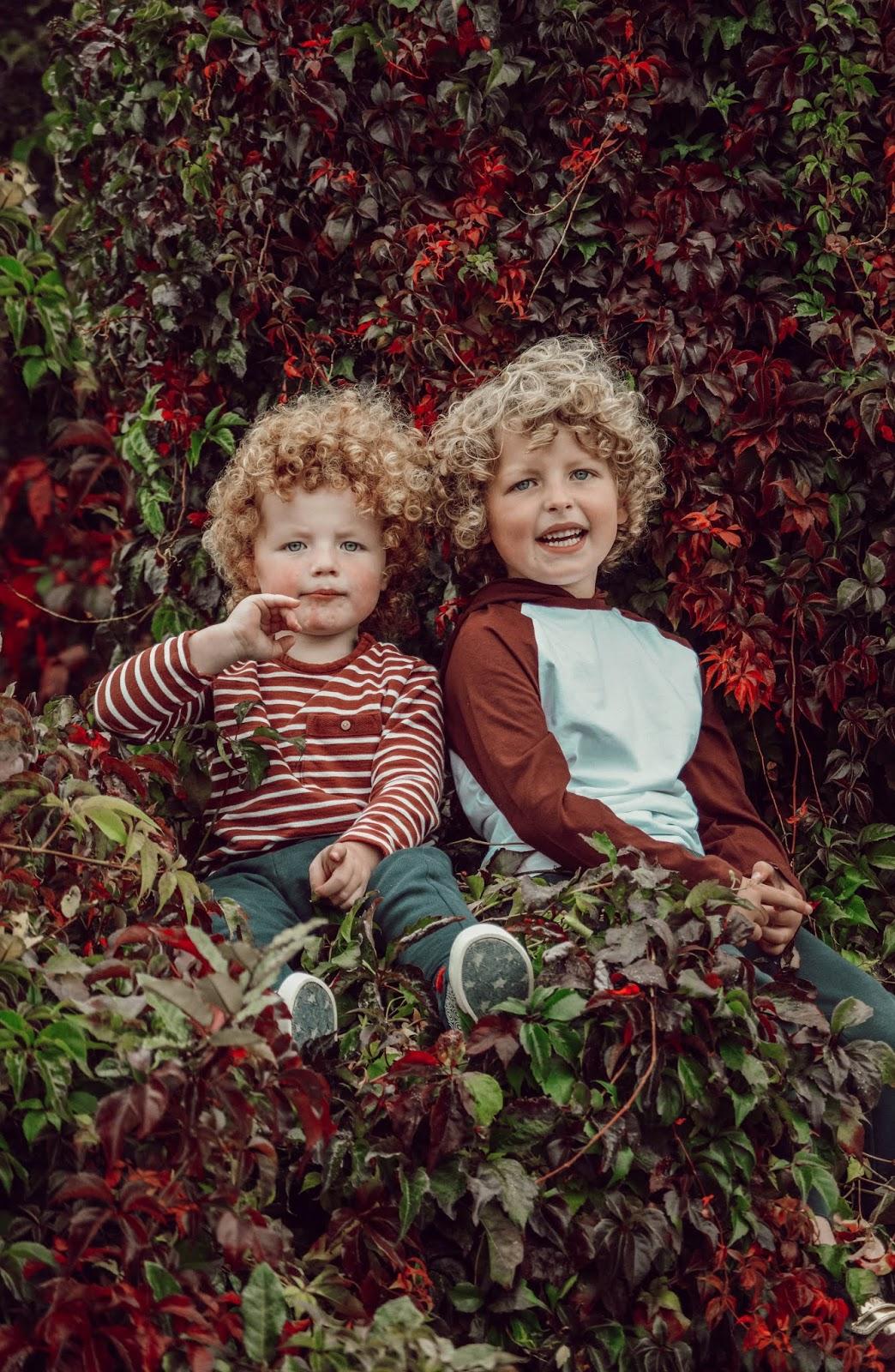 Tyler & Beau   Siblings {September 2018} ♥