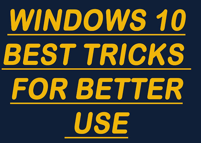 Windows 10  OS Cool Ten Features And  Benefits List