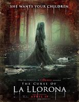 Poster de La Maldición de la Llorona