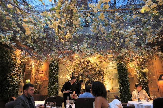 1- Clos Maggiore Restaurant Blog Post- Conservatory