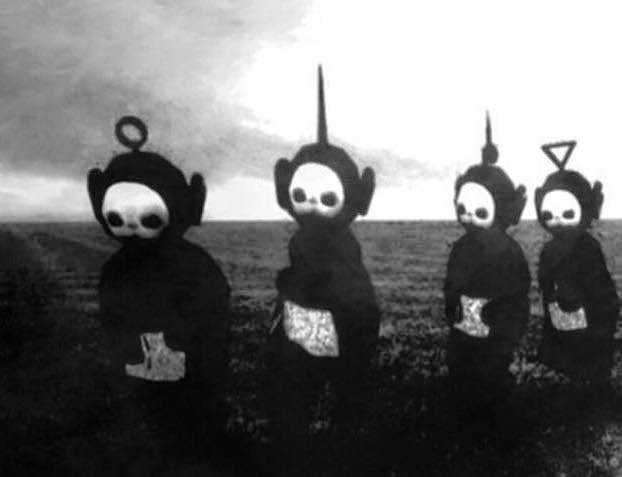 Teletubbies das trevas