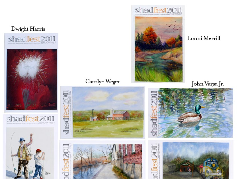 2011 shadfest art poster scholarship fund: more fun and ...