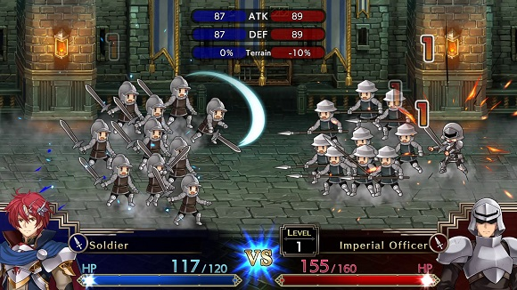 Langrisser I And II Gameplay
