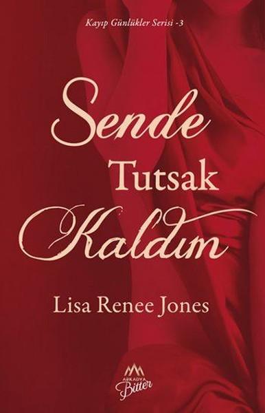 Lisa Renee Jones - Sende Tutsak Kaldım