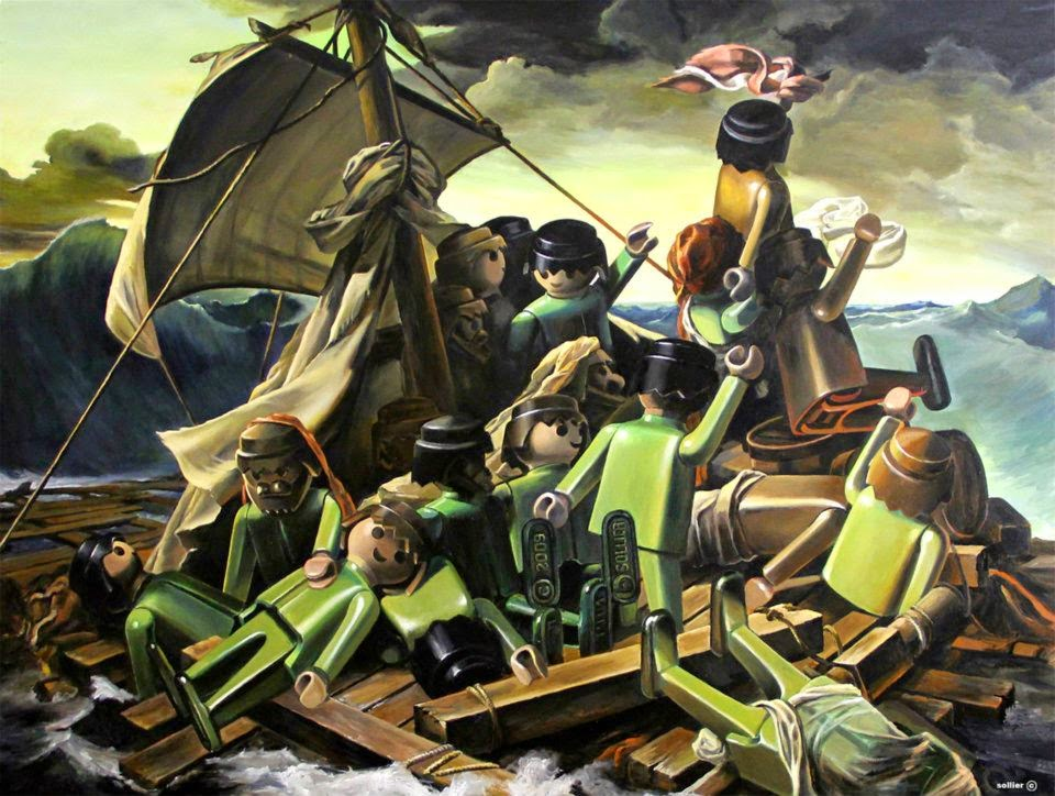19-The-Raft-of-the-Medusa-Pierre-Adrien-Sollier-Playmobil-www-designstack-co