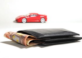 Picture about car expenses.