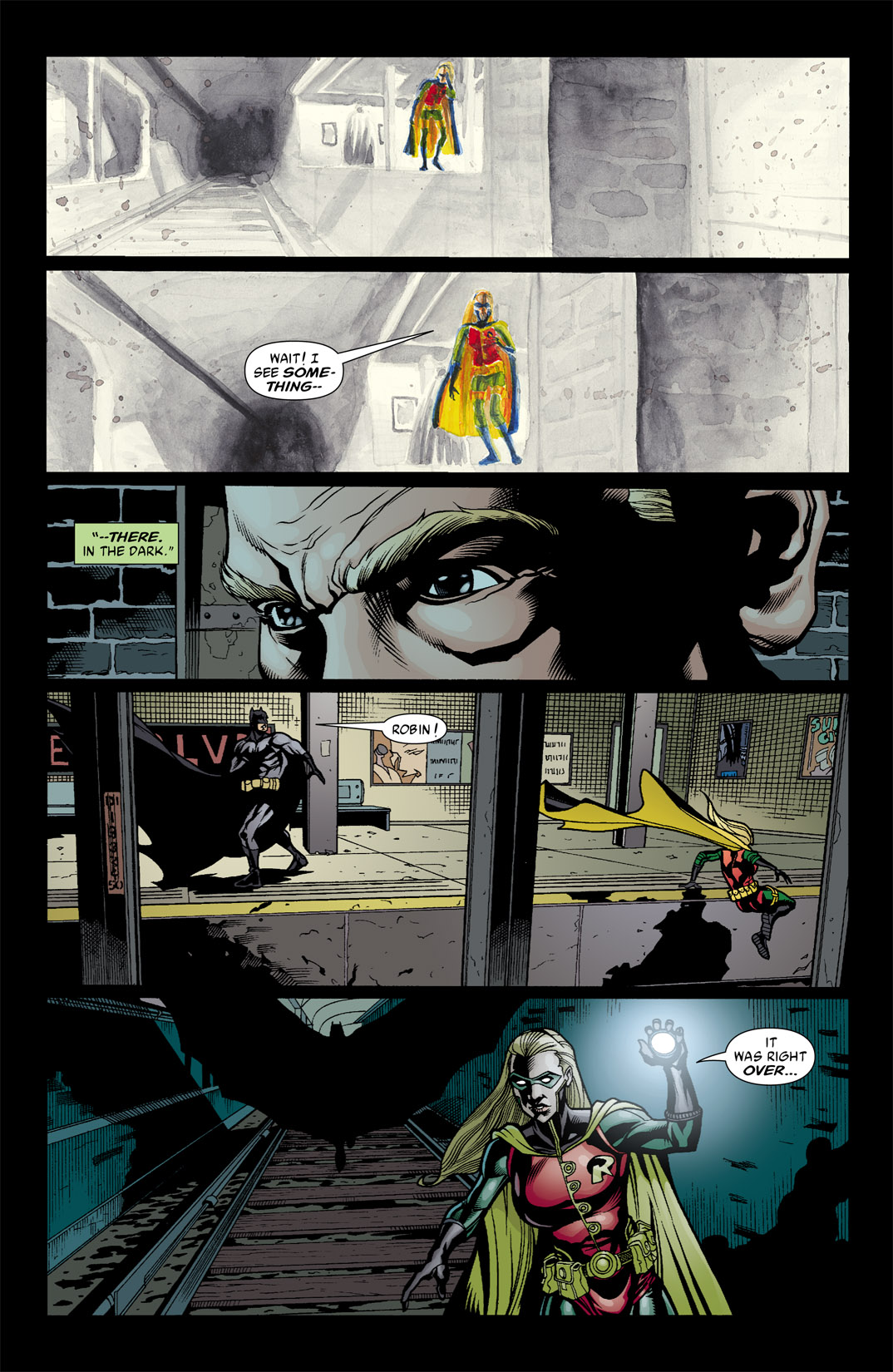 Detective Comics (1937) 796 Page 9