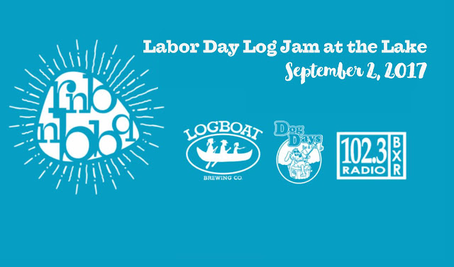 Labor Day 2017, Dog Days Bar & Grill, Lake of the Ozarks, Roots N Blues N BBQ Festival, Logboat Brewing Co