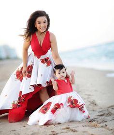 Baju Couple Cantik Ibu dan Anak 200019