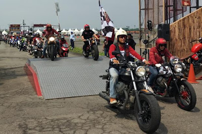 Suryanation Motorland 2017 di Medan