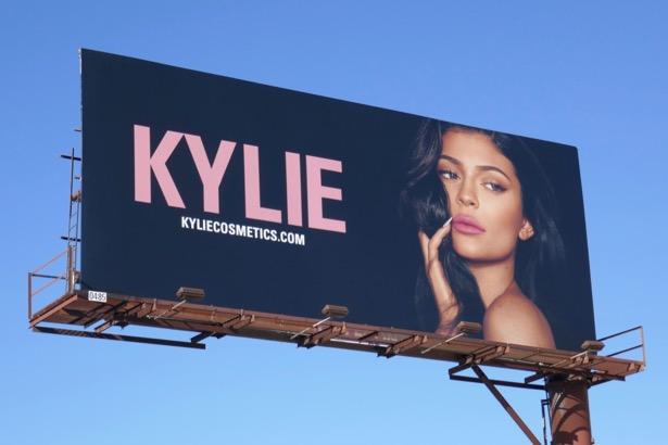 Kylie Cosmetics Feb19 billboard