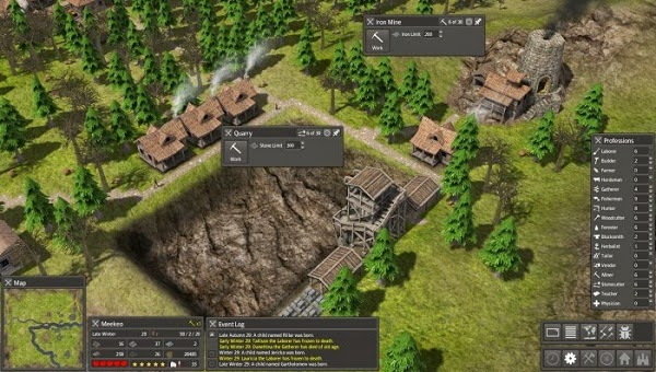 Banished PC Game Full Download. | Online Free Download Game