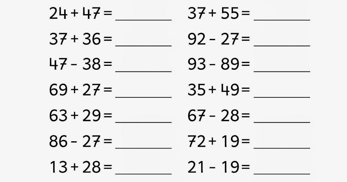Lernstübchen: Kopfrechnen im ZR bis 100 mit ZÜ