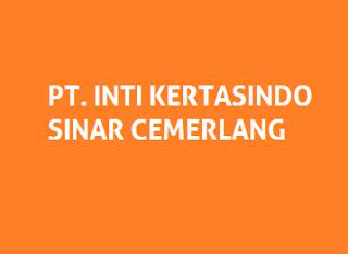PT. INTI KERTASINDO SINAR CEMERLANG