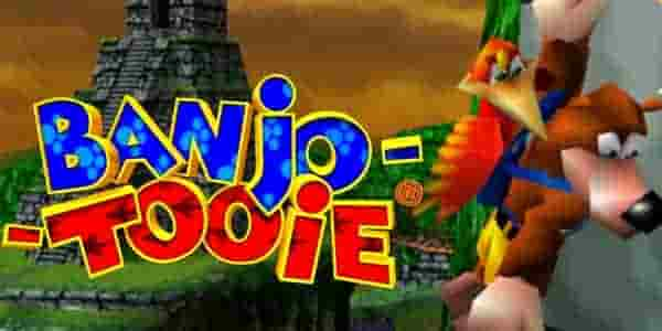 descarga rom de Banjo Tooie en Español Nintendo 64 haciendo clic aqui