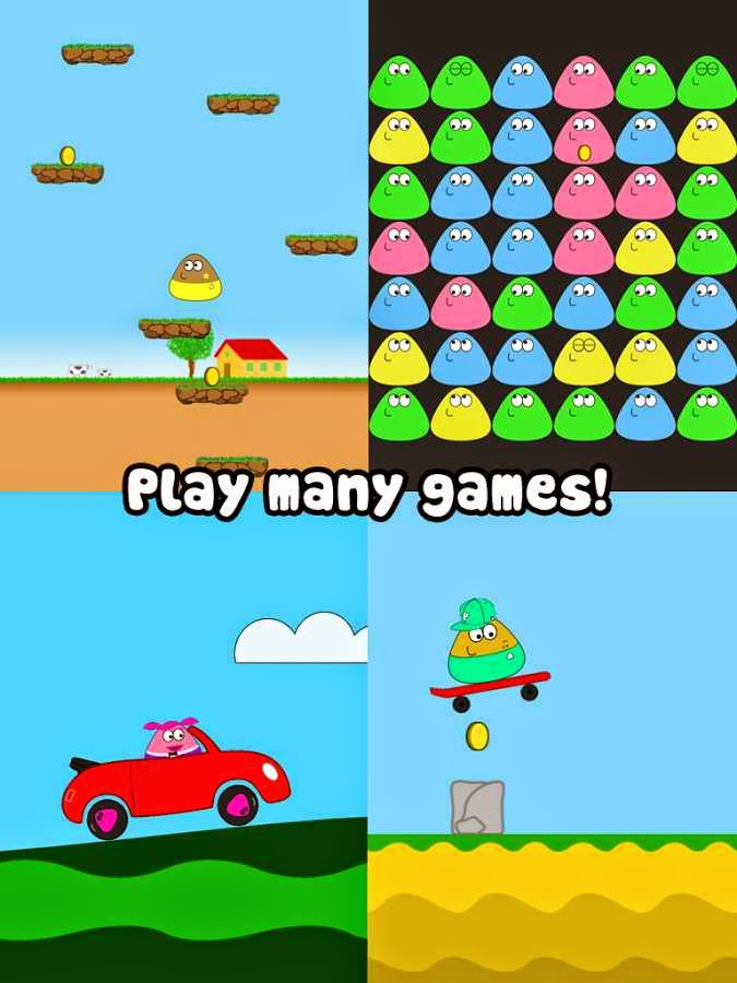 download game apk mod pou