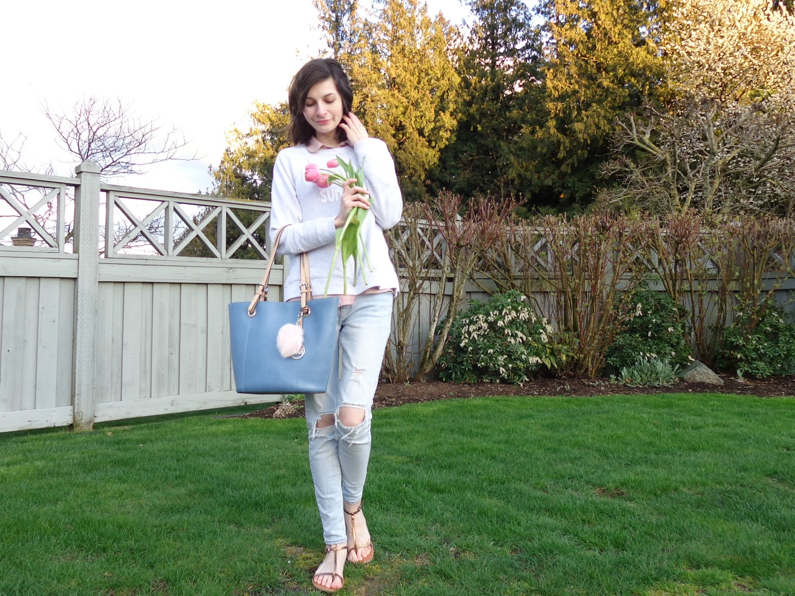 Spring Tulips Outfit 4