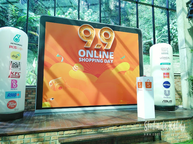 Jualan Terendah Bersama Shopee 9.9 Online