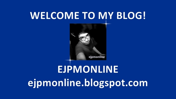 Welcome To EJPM Online!