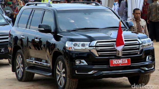 Sejarah Toyota Land Cruiser, SUV Tangguh yang Jadi Mobil Presiden