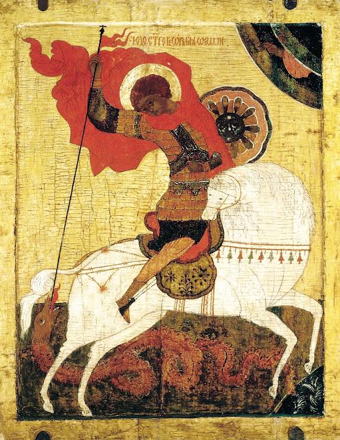 Архіеп. Анатолій (Мартыновскій) († 1872 г.): Слово въ день святаго великомученика Георгія