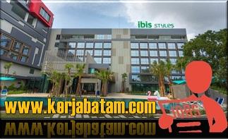 Lowongan Kerja Batam Hotel ibis Styles Batam Nagoya