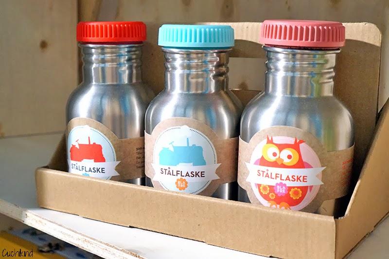 Flaschen von Blafre