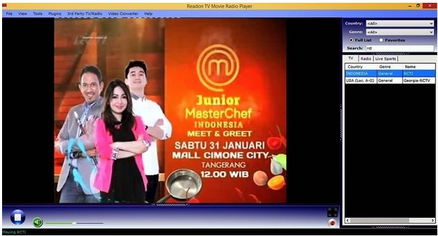 Streaming tv indonesia for android apk download.