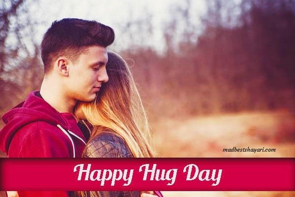 Happy Hug Day Image