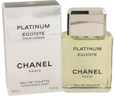 Perfumes com cheiro de homem rico Platinum Egoíste Chanel