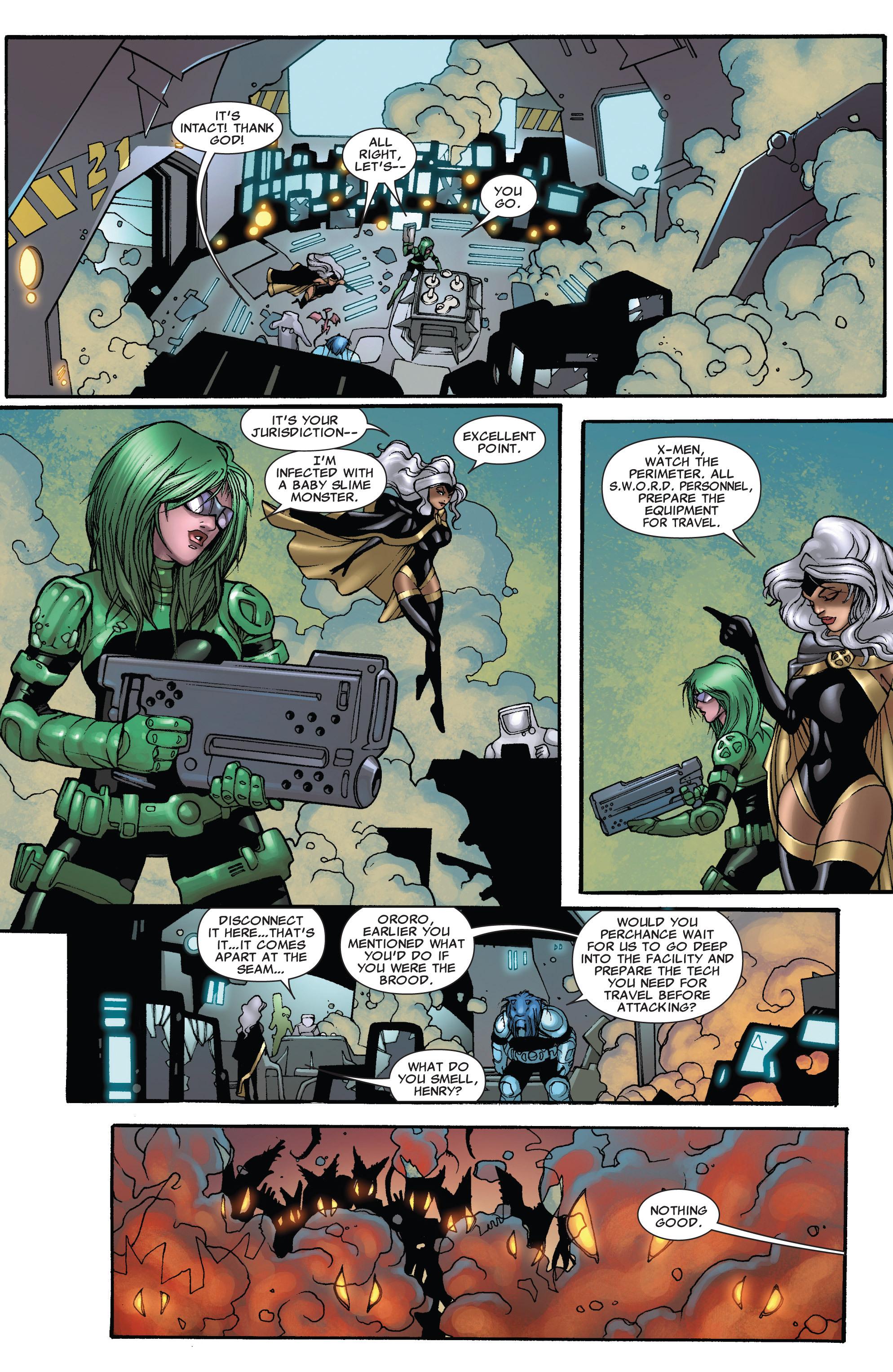 Read online Astonishing X-Men (2004) comic -  Issue #38 - 18