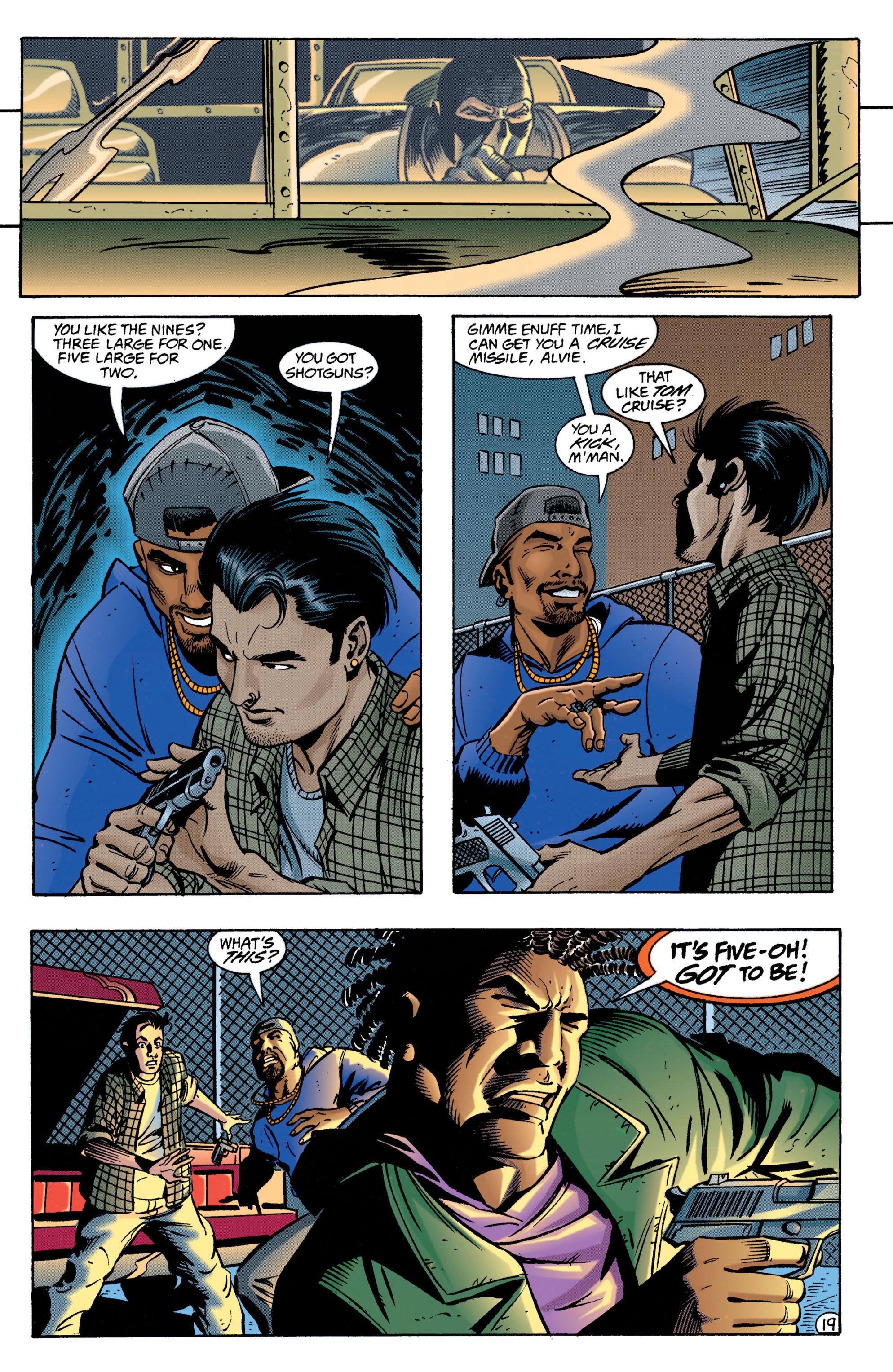 Detective Comics (1937) 698 Page 18