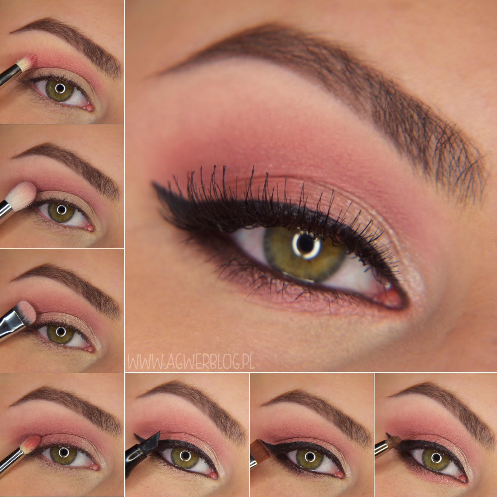 Ciepły Makijaż Krok Po Kroku Makeup Revolution Agwerblog