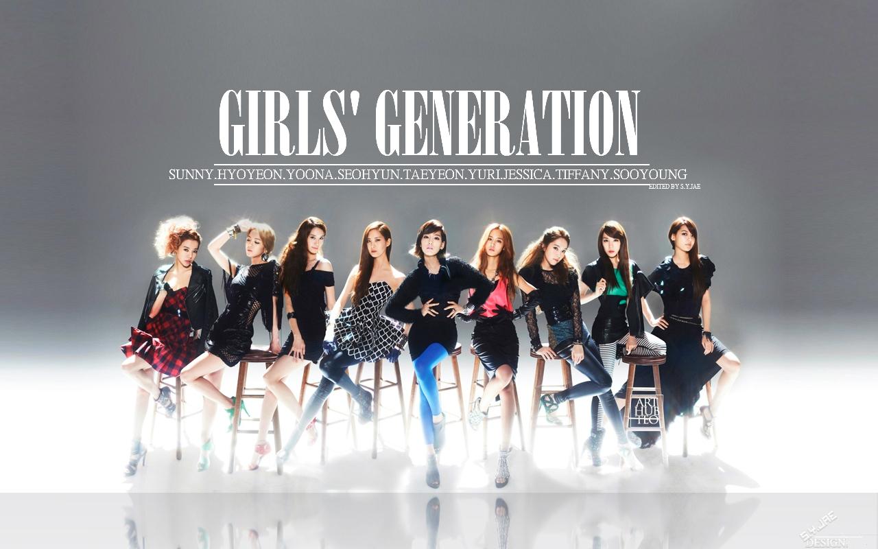 3d Baby Girl Wallpaper Girls Generation Snsd Wallpapers Most Beautiful