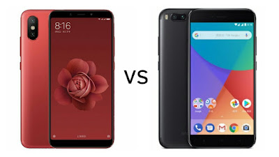 Xiaomi Mi 6X vs Xiaomi Mi 5X/ Mi A1  : What's the difference?